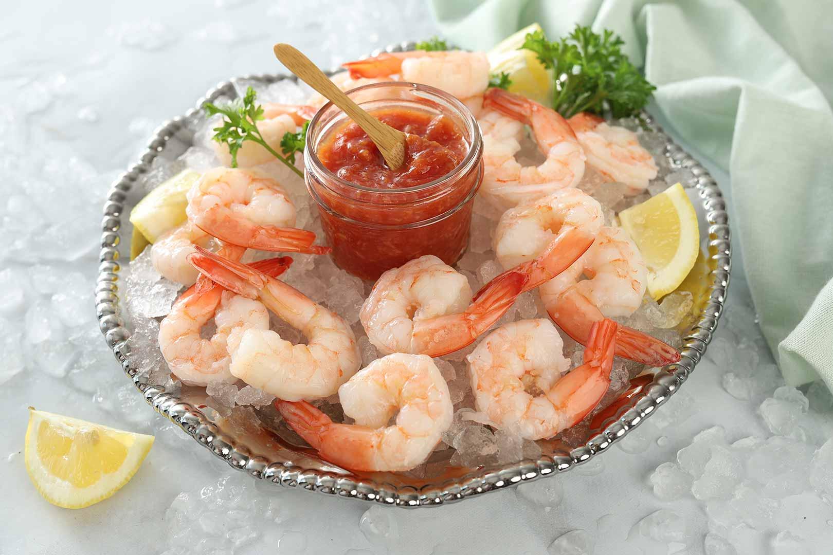 Premium Cocktail Shrimp