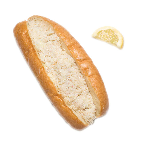 Maine Crab Meat Roll
